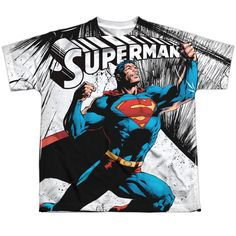 "Checkout our #LicensedGear products FREE SHIPPING + 10% OFF Coupon Code ""Official"" Superman/to Infinity -s/s Youth Poly T- Shirt - Superman/to Infinity -s/s Youth Poly T- Shirt - Price: $24.99. Buy now at https://officiallylicensedgear.com/superman-to-infinity-s-s-youth-poly-t-shirt-licensed"