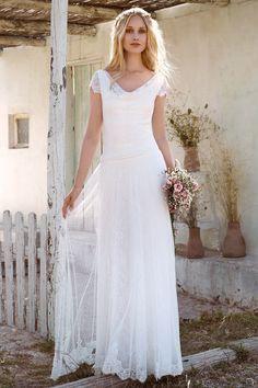 Robe de mariée Rembo Styling Valenciennes