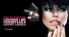 Take just a few seconds to make your lips and eyes look so healthy and sexy all in just 3 steps.. www.badassbeautytv.com