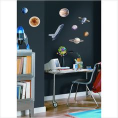Toddler  Bedroom Ideas on Toddler Bedroom Sets Boys On Outer Space Theme Bedroom Ideas Boys