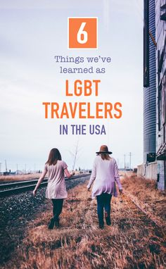 LGBT travel in the USA, is it safe? Should you travel? A few things we've learned 35 states later.