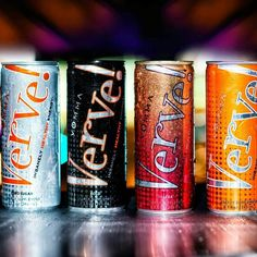 The worlds first all natural energy drink ! And a coffee was just launched !!!!