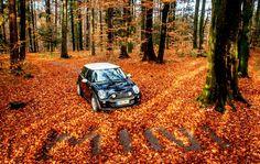 2003 Bavarian Mini Cooper S....where is the nearest autobahn!