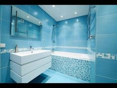Blue Bathroom Remodel Ideas