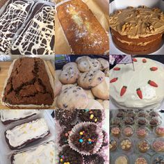 Just come of the cakes we made and sold Macmillan Coffee Morning, Big Coffee, Make And Sell, Morning Coffee, Muffin, Cakes, Breakfast, Food, Cake