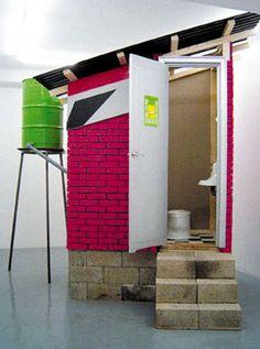 Marjetica Potrc - Caracas: Dry Toilet