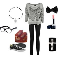 """Laço :)"" by silva-mariaines on Polyvore"