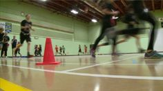 Most New Brunswick children have adopted a more sedentary lifestyle than their parents had. The effects of this go beyond obesity and boredom. Many children have lost their basic movement skills, and some will never learn them. Sedentary Lifestyle, Get Moving, New Brunswick, Literacy, Physics, News, Children, Young Children, Boys
