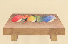 宮本 承司 木版画 Shoji Miyamoto (1988 b)