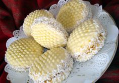 Předvánoční recepty: Střapaté sušenky plněné džemem