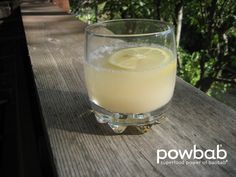 powbab® Simple Baobab Drink