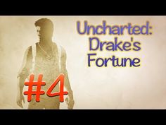 """""""В поисках Елены"""" ● Uncharted: Drake's Fortune #4 ● PS4 Gameplay на русском - YouTube Games On Youtube, Drake, Movie Posters, Movies, Films, Film Poster, Cinema, Movie, Film"""