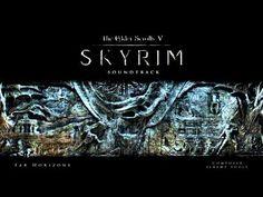 Elder Scrolls V: Skyrim - Streets of Whiterun (In-Game, Extended 1 hr) - YouTube