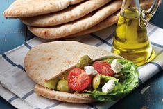 Πίτα κυπριακή | Συνταγή | Argiro.gr Cyprus Food, What You Eat, Food Inspiration, Food Processor Recipes, Recipies, Tacos, Nutrition, Ethnic Recipes, Desserts