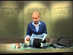 From Nancy Zieman, learn six (6) tips for working with recycled denim!