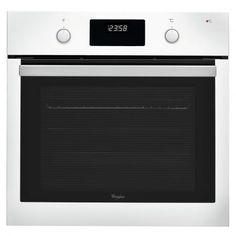 Whirlpool AKP 745 WH este un cuptor electric multifuncţional din gama aparatelor electrocasnice încorporabile de bucătărie. Pune la dispoziţie numeroase funcţii şi sisteme astfel încât să asigure o utilizare extrem de sigură şi de confortabilă. …