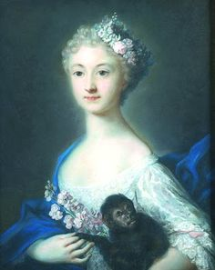 femmes artistes peintres women artists painters : 1675 Carriera Rosalba