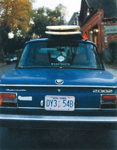 Miss the old NY license plates, almost as much as the old CT plates.
