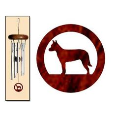Norwegian Lundehund Wind Chimes X-SMALL Silver. These beautiful Norwegian Lundehund wind chimes make a delightful gift for the Norwegian Lundehund lover in your life.  Dog windchimes make a thoughtful and musical birthday gift, mothers day gift, anniversary gift or Christmas gift.  The X-Small size produces light and peaceful tones when the wind blows.  The X-Small wind chime is 15 inches long. This wind chime ships directly from the manufacturer to addresses within the United States only…
