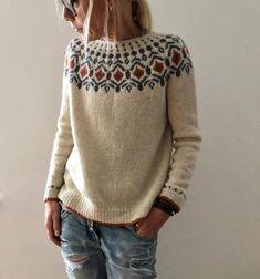 Pullover Mode, Sweater Knitting Patterns, Work Tops, Stockinette, Winter Sweaters, Sweater Weather, Sweater Fashion, Ravelry, Lana