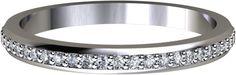 .16CTW Wedding Band Available In 14K, 18K, Platinum. Agape Diamonds. Man made diamonds. Wedding. Engagement ring. Wedding ring. Bridal. Gold. Platinum. Diamond. Simulated diamond.