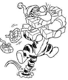 Disney  Christmas Coloring Pages Christmas coloring pages    , Disney Christmas coloring ideas for your kids. Free printable coloring  s...