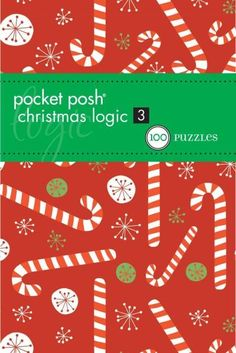 Pocket Posh Christmas Logic 3: 100 Puzzles
