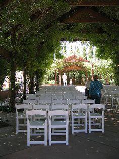 Abq botanical garden more dream wedding botanical wedding photo