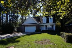 Extremely well kept & move-in ready, this 4/2.5 offers formal dining, breakfast room, kitchen with gas range, fridge, breakfast bar. Corner gas fireplace in greatroom. All bedrooms are generously size, including 13x16 master downstairs with bath (sep shower, tub, double sinks) & large walk-in closet. Fenced w/ deck & covered porch. Next to sub common area. Easy, easy access to shopping, schools, parks.
