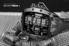 Time on Our Hands: Devon Tread 2 « Gear Patrol