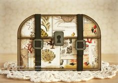Love this Treasure Chest card by Laurie Schmidlin (hope I spelled it correctly!)