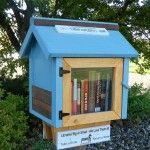 Je eigen bibliotheekje aan de weg! - Huisvlijt