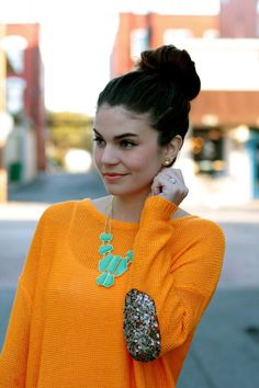 Colorful Street Style