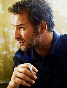 Attractive bearded men on pinterest beards bearded men for Dujardin michael