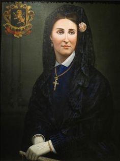 Carlota Amalia de México.