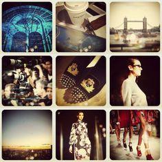London Fashion Week AW12_ A Girl, A Style