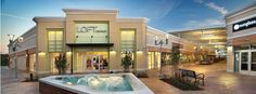 Great new outlet mall in Atlanta, great shopping and tons of parking.