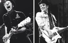 Patrick Stump can literally go from hot musician to cutie in a fedora.