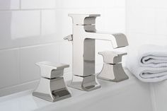 Mico Intel 100-CP Lavatory Faucet Polished Chrome. Home Decor Bath Products. #MicoDesignsLTD