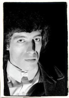 Bill Wyman portrait by Stan Mays. Rock And Roll Bands, Rock N Roll, Bill Wyman, Los Rolling Stones, Sympathy For The Devil, Ronnie Wood, Charlie Watts, Muddy Waters, Keith Richards