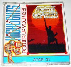 Joan of Arc [Chip / SoftGold] Juana de Arco [Rainbow Arts] (1988) [ATARI ST]