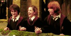 Image result for harry potter friends gif