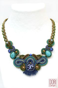 AZL-N564, azln564, handmade necklace, designer necklace,