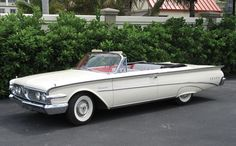 1960 Edsel Pacer convertible