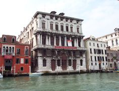 Palazzo Corner della Regina -- Grand Canal, Venice, Italy Burano, Grand Canal Venice, Italian Language, The Province, Venice Italy, Public Art, Travel Pictures, Places To Travel, Places Ive Been