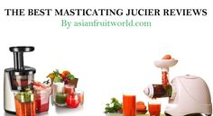 Here's an easy way that we found to have a better tasting and nutritious juice ever. We love these #masticating #jucier because it makes no foaming and oxidization, leaving with a cup of tasty juice. Check out the article.  #juice #benefits #fruits #kitchentools #tribest