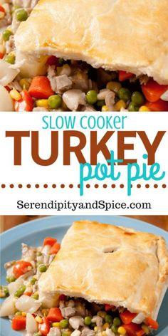 SLOW COOKER Turkey P