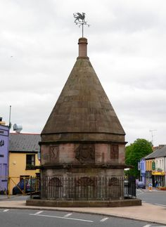Old Cross, Newtownards, Ireland