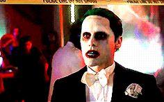 Jared Leto in Skrillex