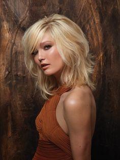 Pretty, pretty blonde color.......